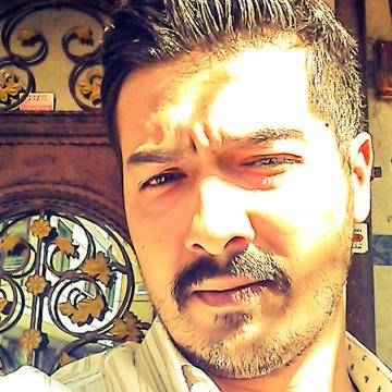 Gokhan Soykan, 34, Istanbul, Turkey