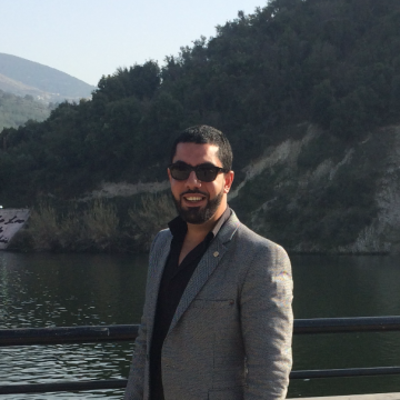 Charbel Aad, 33, Beyrouth, Lebanon