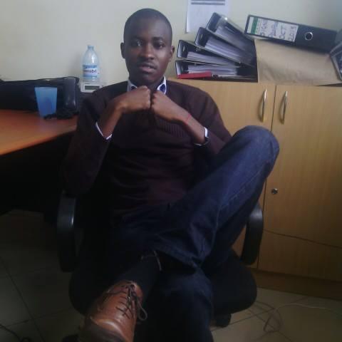 Nelson Mwirumubi, 31, Kampala, Uganda