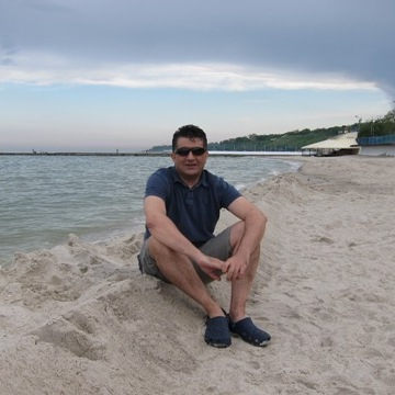 Berk, 42, Antalya, Turkey