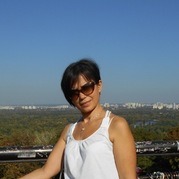Maryna, 49, Kiev, Ukraine