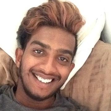 Thilina Fernando, 27, Colombo, Sri Lanka