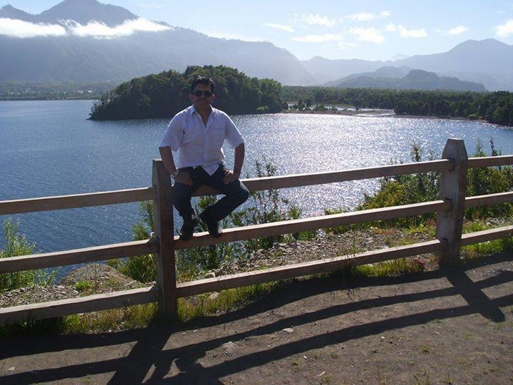 Claudio Troncoso, 50, Melipilla, Chile
