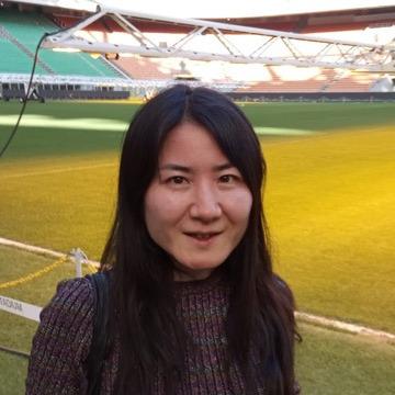 Yuko Katayama, 47, Nagoya, Japan