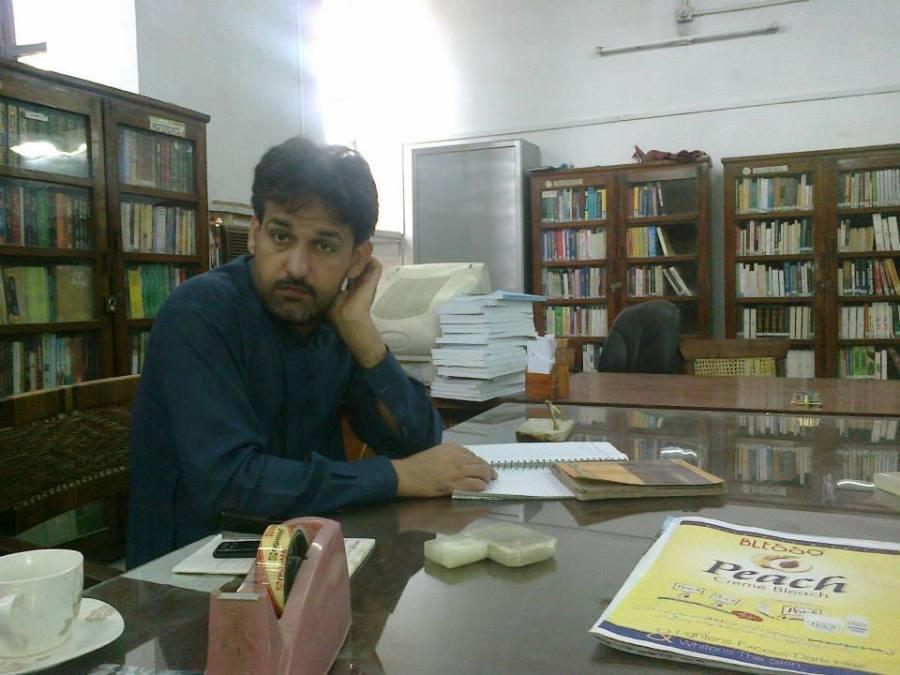 Inam Ullah, 37, Islamabad, Pakistan