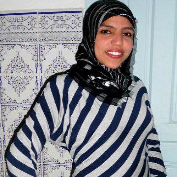 Wafa Gabsi, 34, Tunis, Tunisia