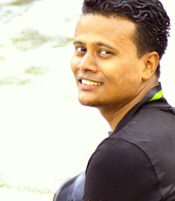 Don Devasia, 32, Mumbai, India