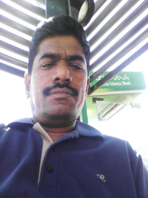 Allwyn, 40, Dubai, United Arab Emirates