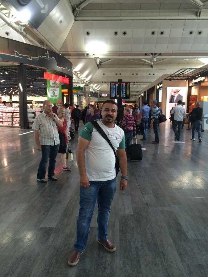 Najem Hussen, 34, Baghdad, Iraq