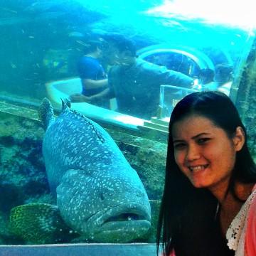 Thanawan Nanudon, 30, Bangkok, Thailand