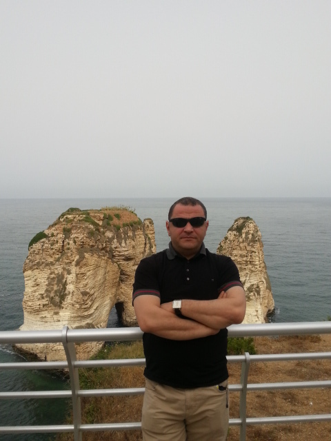 amr, 55, Cairo, Egypt