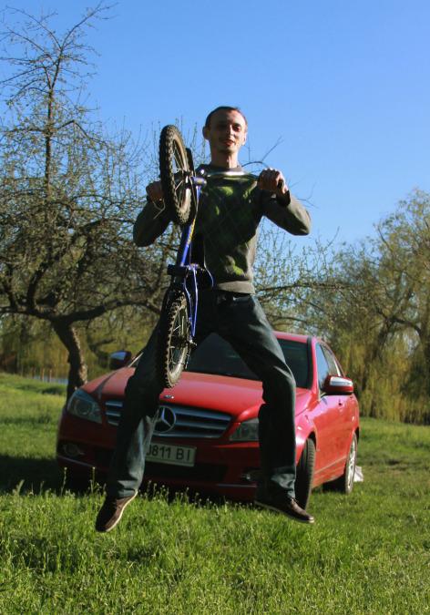 Vitaly Lazarev, 34,