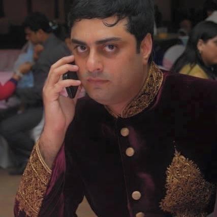 Gaurav Khanna, 38, Dubai, United Arab Emirates