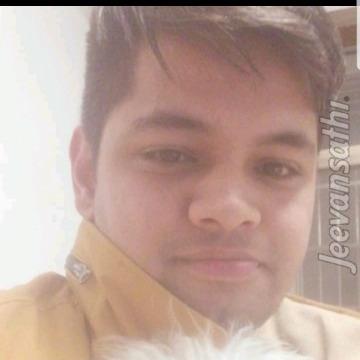 Prince Kumar, 31, New Delhi, India