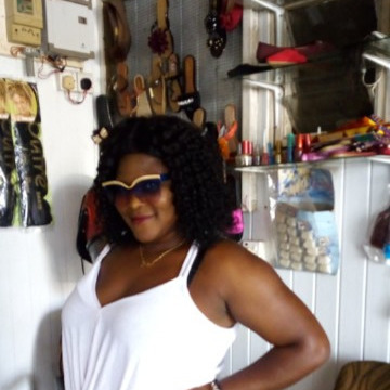 Loyce, 34, Accra, Ghana