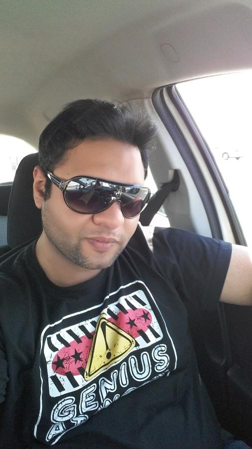 Malek, 34, Dubai, United Arab Emirates