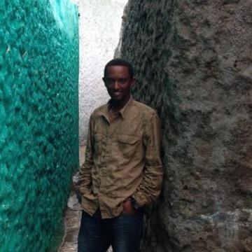 Ashu Meshu, 32, Addis Abeba, Ethiopia