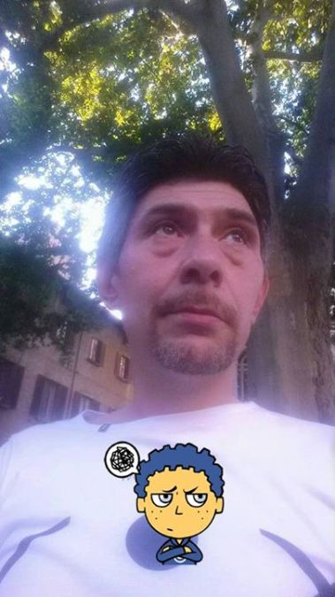Federico Scotta, 44, Bologna, Italy