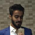 Swapnil Parakh, 28, Abu Dhabi, United Arab Emirates
