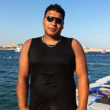 Karem Elzanaty, 27, Sharm El-sheikh, Egypt