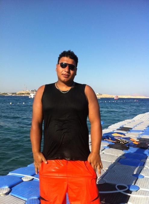 Karem Elzanaty, 28, Sharm El-sheikh, Egypt