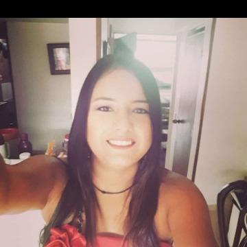 Laura Guzmán Mosquera, 25, Cali, Colombia
