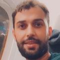 Abood Aldebee, 26, Istanbul, Turkey