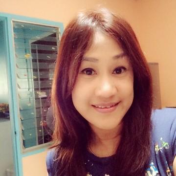 panjaree siri, 44, Bangkok Yai, Thailand