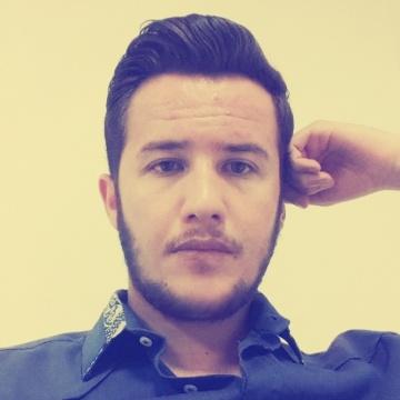 Ismail, 27, Istanbul, Turkey
