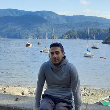 Reza, 29, Vancouver, Canada
