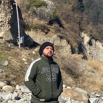 Nikhil chauhan, 26, New Delhi, India