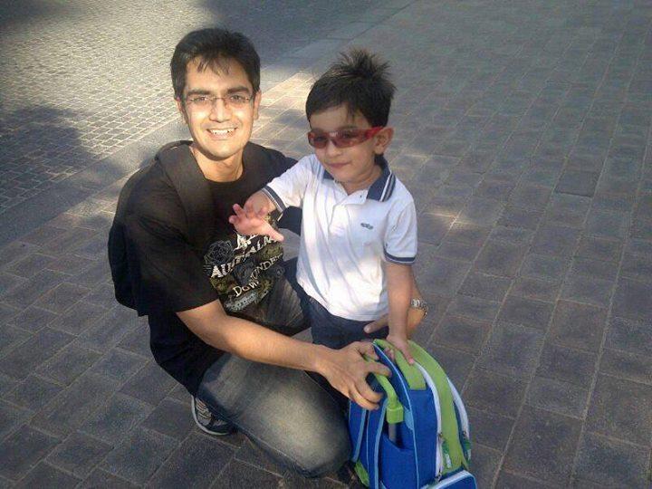 Aditya Sirohi, 34, Dubai, United Arab Emirates