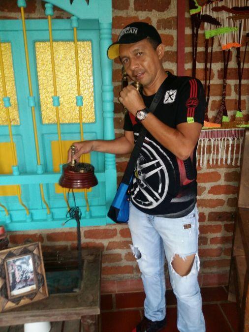 Gustavo Adolfo Lozano Jimenez, 46, Medellin, Colombia