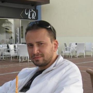 John Palmos, 42, Athens, Greece