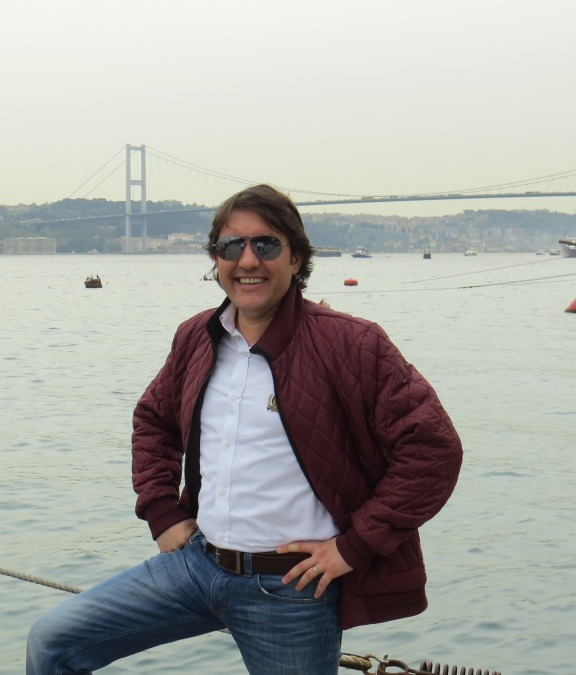 Alex, 46, Istanbul, Turkey