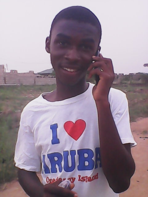 LORD GYAMFI, 22, Accra, Ghana