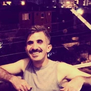 Umut Yanç, 43, Mersin, Turkey
