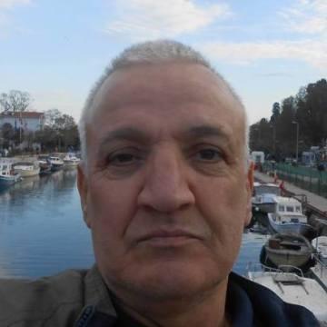 Hasan Hüseyin Şakar, 64, Istanbul, Turkey