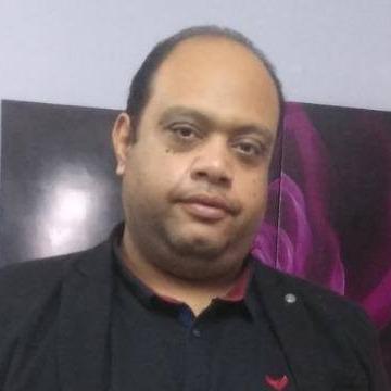 Sherif Eladawy, 42, Cairo, Egypt