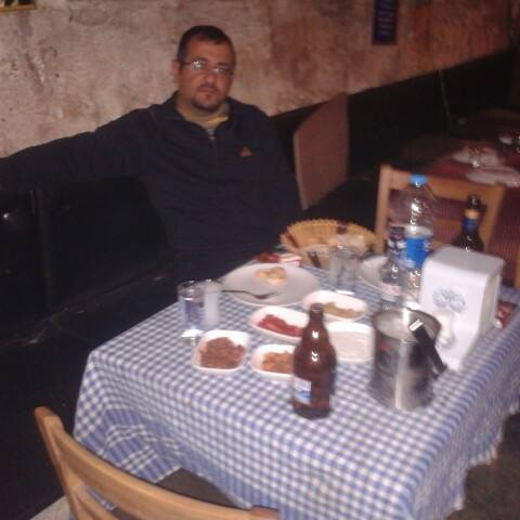 Yasin Kurşun, 36, Antalya, Turkey