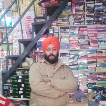 Kanwar, 34, New Delhi, India