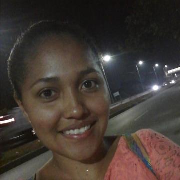 Angie baranoa, 25, Cartagena, Colombia