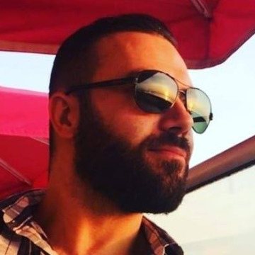 İlker, 34, Istanbul, Turkey