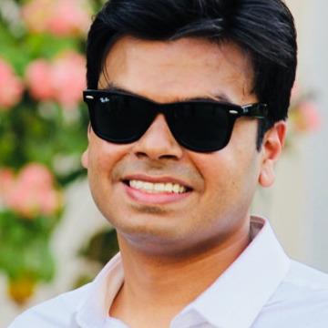 Rohit Bhandari, 29, Bhopal, India