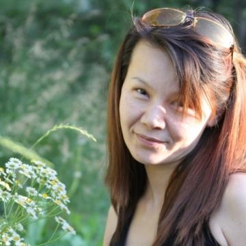 Zamira Abdrakhmanova, 42, Almaty, Kazakhstan