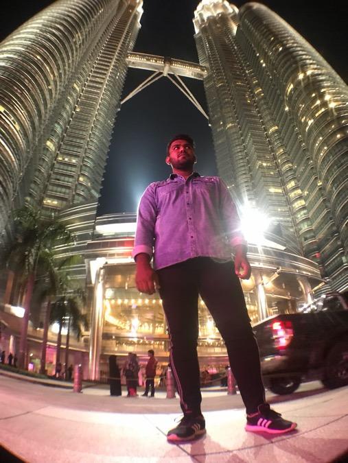 Imtiaz Rashid Prince, 23, Dhaka, Bangladesh