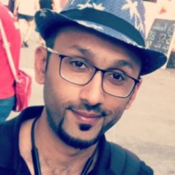Mohammad Alnezir, 33, Ha'il, Saudi Arabia