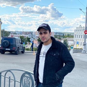 Ahmed Khaled, 23, Kiev, Ukraine