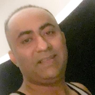 Syed, 47, Karachi, Pakistan