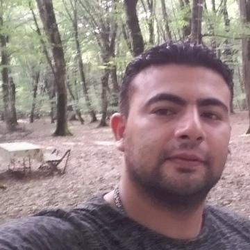 Arif Azimzade, 33, Baku, Azerbaijan